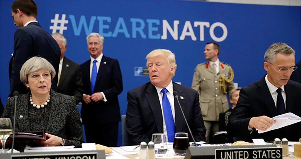 Trump's Campaign against Europe