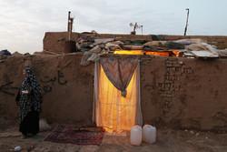 چتر مهربانی بانوی لنجانی بر سر ۲۰۰۰ خانواده نیازمند