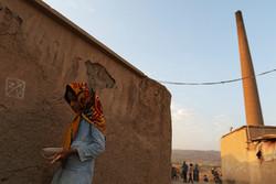 خدمت رسانی هیئات مذهبی در کوره پزخانههای تهران