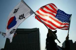 آمریکا برای ادامه حضور در کرهجنوبی ۱.۲ میلیارد دلار درخواست کرد