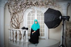 حجاب زیبا