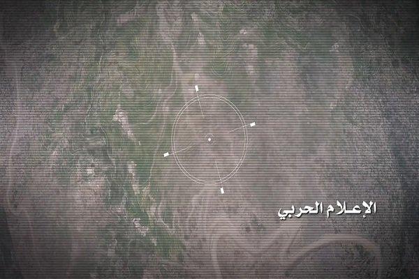 تدمير دبابة وآلية للجيش السعودي في عسير