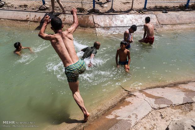 Best summer fun for kids in Khuzestan