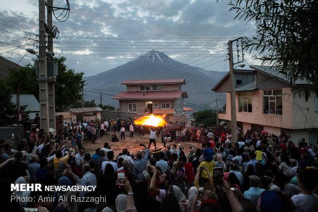 المازندرانيون يحتفلون بالسنة الجديدة وفق التقويم الطبري