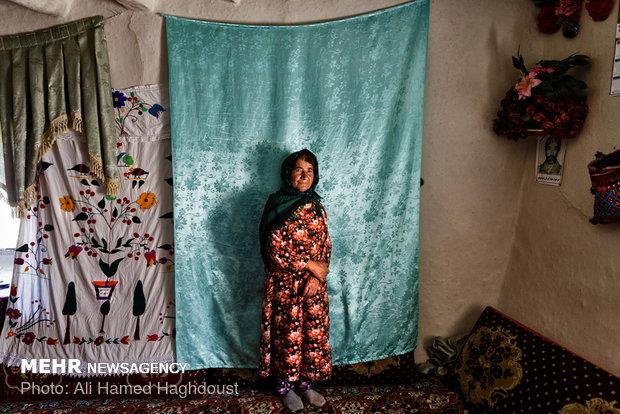 """سيدات قرويات ومعيلات للأسر في محافظة """"مازندران"""""""