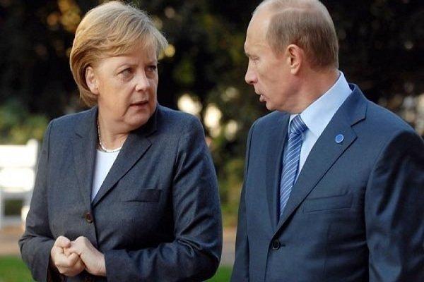 مرکل: آلمان خواستار تمدید تحریمهای اتحادیه اروپا علیه روسیه است