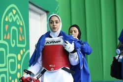 Iranian female Taekwondokas snatch 2 medals at Jeju Intel. C'ships