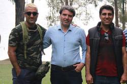 مسعود اطیابی «دینامیت» را کارگردانی می کند