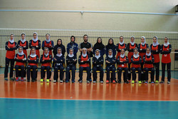 منتخب سيدات ايران لكرة الطائرة يهزم بطل رومانيا