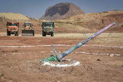 عملیات اجرایی همزمان ۳ پروژه در منطقه درودزن استان فارس