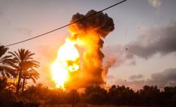 استشهاد 4 فلسطينيين في الحملات التي شنها العدو الإسرائيلي على غزة