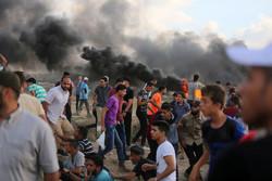 تشدید درگیری ها در غزه