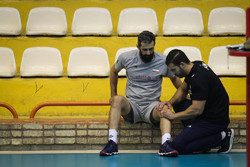 Saeid Marouf a doubt for Asian Games