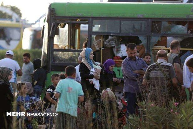 تخلیه 2 روستای حامیان بشار ارسد