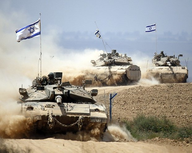 IDF tank strikes Hamas outpost in Gaza strip after border breach - Reports