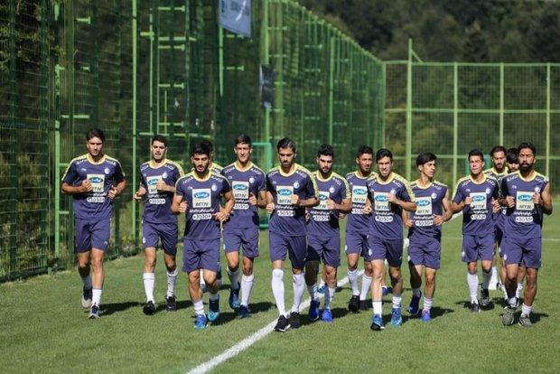 برنامه سفر تیم فوتبال استقلال به جم مشخص شد