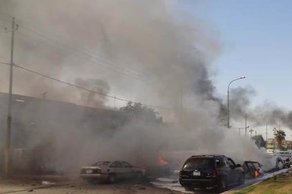 ۲ کشته و ۳ زخمی در انفجارهای کرکوک