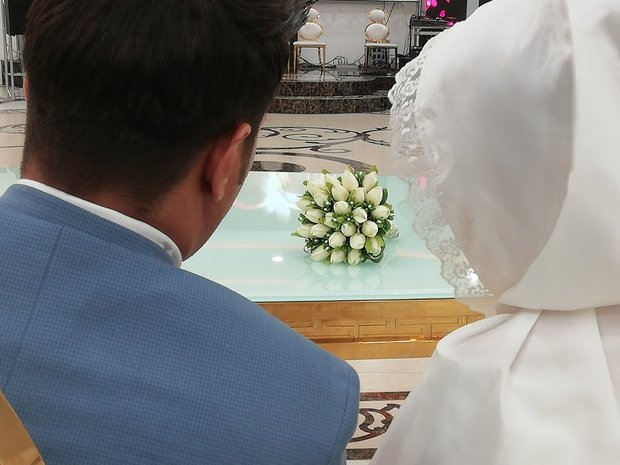 رتبه پایین استان درپرداخت تسهیلات ازدواج درسال جاری/۲۸۳۲نفردرنوبت