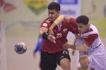 Iran-Qatar handball