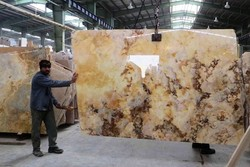Iran decorative stones' export value increased by 94% in 5 years