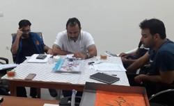 برگزاری کارگاه نمایشنامه نویسی در لامرد