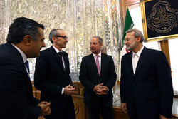 Iran, Austria's parliamentary officials meet in Tehran