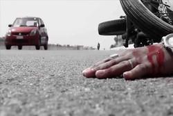۴ مصدوم در حادثه انحراف پژو در سه راهی هفتکل خوزستان