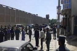 انفجار انتحاری در نزدیکی فرودگاه کابل