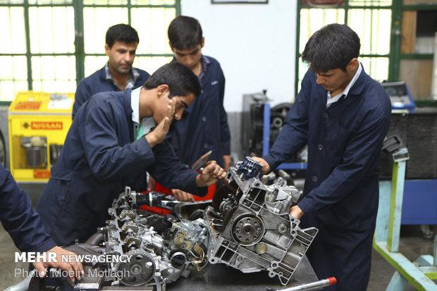 توانمندسازی مهارتی دانشجویان دانشگاه خلیج فارس