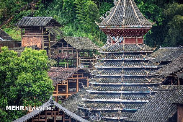 Çin'in Guizhou elayetine yolculuk