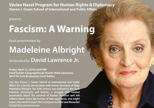 """""""Albright""""tan dünyaya """"Trump"""" uyarısı"""