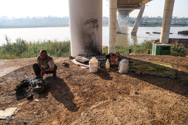 Air pollution in Ahvaz