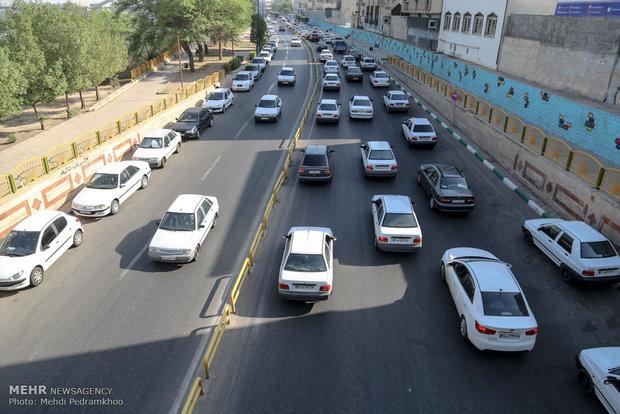 هوای شهرهای استان تهران برای گروه های حساس «ناسالم» است