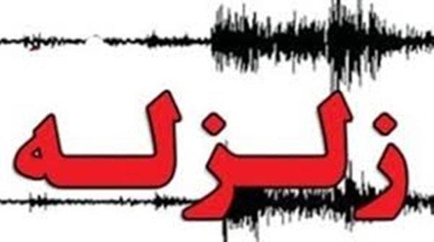 زلزال بقوة 4.1 يضرب محافظة كرمانشاه غرب ايران