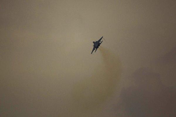 حمله جنگنده های رژیم صهیونیستی به یک پایگاه نظامی در «حماه» سوریه
