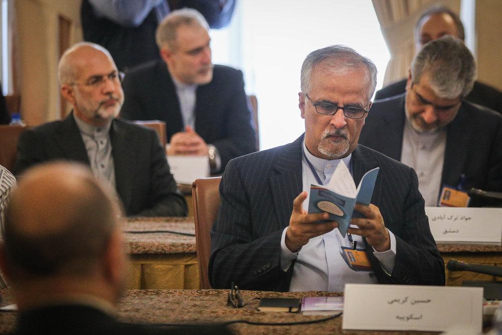 همایش رؤسای نمایندگی های ایران در خارج از کشور