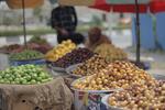 بازار ماهی و میوه جزیره قشم در تابستان