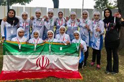 نماینده راگون بت ایران به یک مدال نقره و دو برنز جهان دست یافت