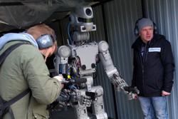 تصاویر فضانورد رباتیک روسیه/ اعزام به فضا تا ۲۰۱۹