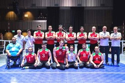 Iran wins title of World ParaVolley C'ships