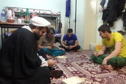ارائه خدمات مشاوره دانشجویی توسط نهاد رهبری دانشگاه شهید بهشتی
