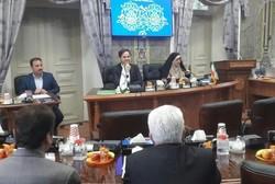 جلسه شورای شهر رشت