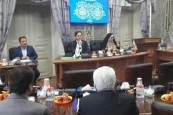 جلسه بررسی استعفای شهردار رشت آغاز شد