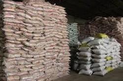 ۳۷۰ تن برنج احتکار شده در لرستان کشف شد