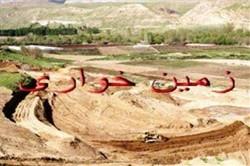دو فقره زمینخواری در شهرستان کنگان کشف شد