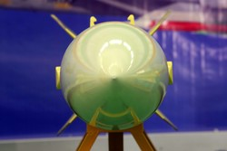 افتتاح خط تولید موشک هوا به هوای فکور