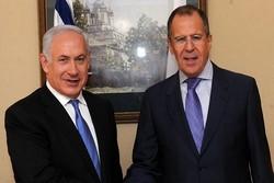 لاوروف و نتانیاهو
