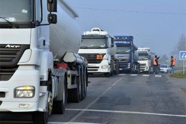 بیش از ۲۷ هزارتن کالا از بندرامام خمینی (ره) به گلستان حمل شد