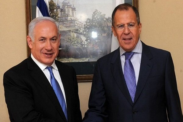 دیداری لاورۆف و نتانیاهۆ سەبارەت بە ئێران