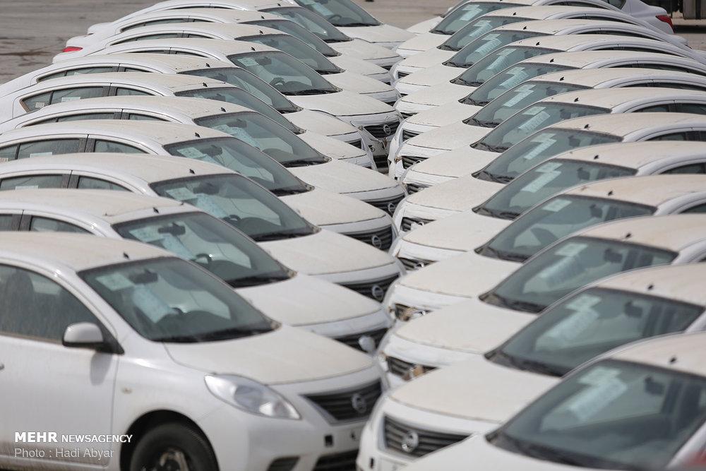 آخرین وضعیت خودروهای وارداتی دپو شده در گمرکات/ مبداء نیمی از خودروها امارات است